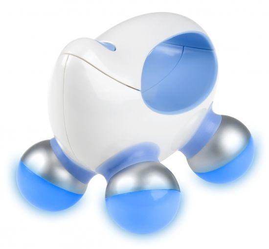 Medisana MMI Mini Massage apparaat  - Blauw