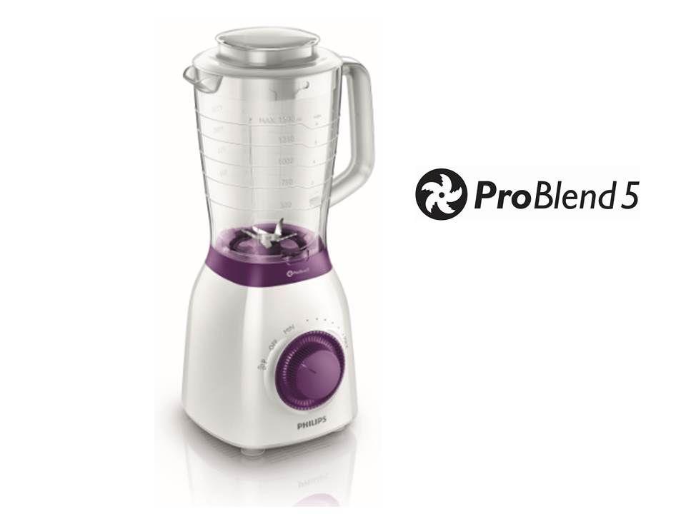 Image of Blender Me Viva 600W Plast