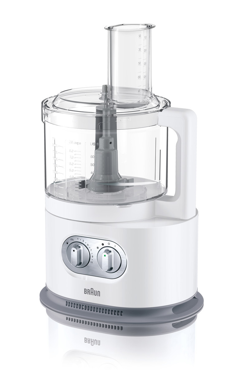 Image of Braun Foodprocessor 1000W FP5160WH