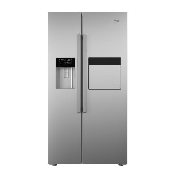 Image of Beko GN 162430 X Side by side no frost inox - A++