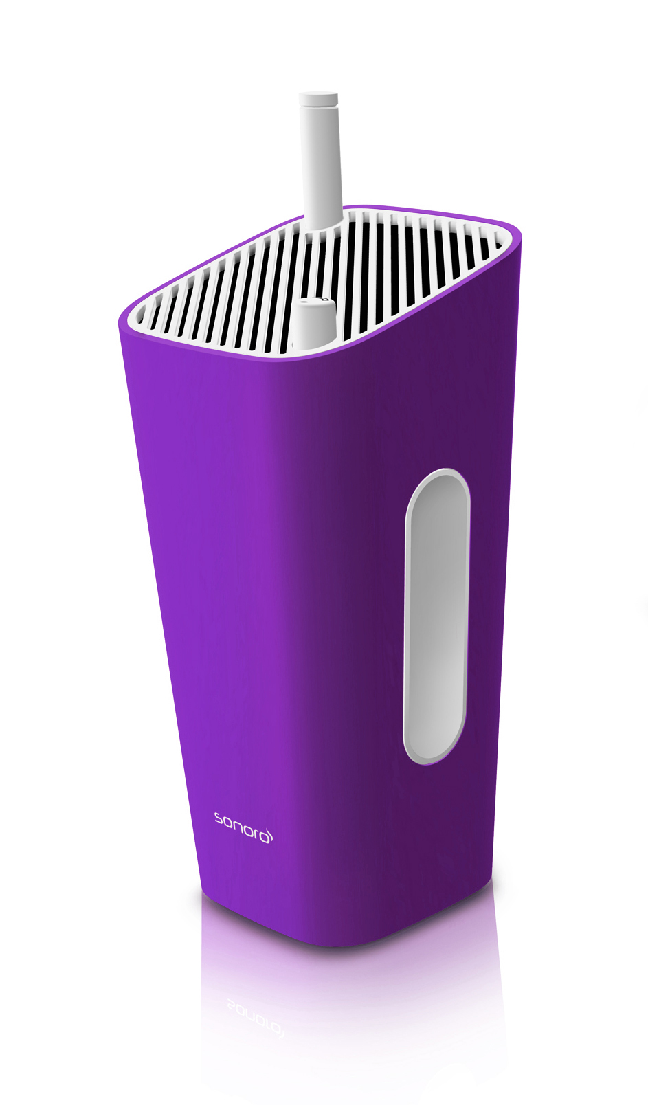 Portable Radio Sonoro GOLAU5110 paars 4260117323317