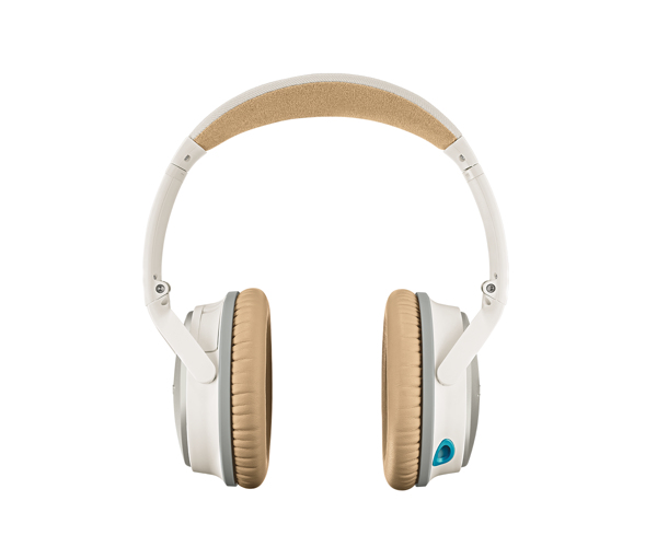Bose Quiet Comfort 25 Samsung - Over-ear koptelefoon met noise cancelling - Wit