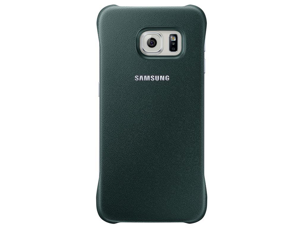 Samsung Galaxy S6 edge Protective Cover Groen