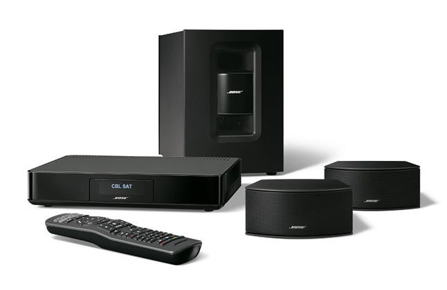 Bose Cinemate 220 Homecinema zwart