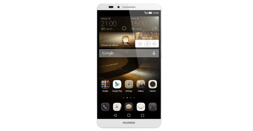 HUAWEI Smartphone Ascend Mate 7 13,0 megapixel
