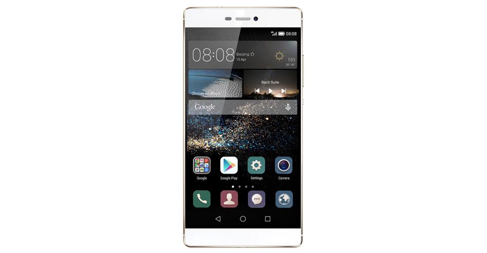 Simlockvrij Huawei P8 Lite witIT en Telecom 6901443059164