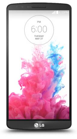 LG G3 32 GB Zwart