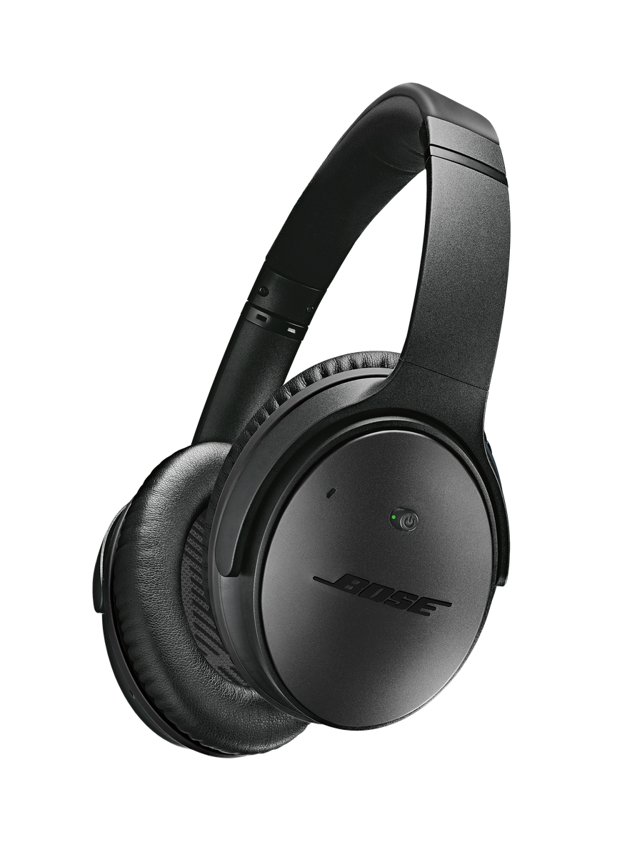 Bose Quiet Comfort 25 Samsung - Over-ear koptelefoon met noise cancelling - Special Edition Triple Black