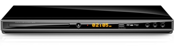 Image of Salora DVD speler DVD329HDMI