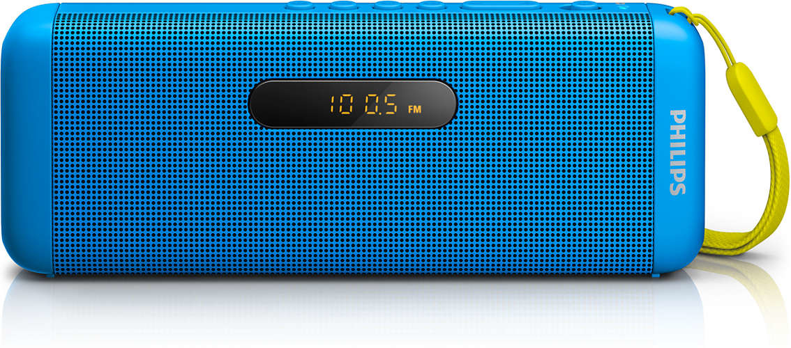 Bluetooth speakers Philips SD700A blauw 4895185611532