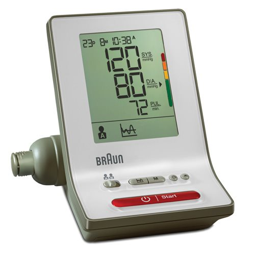 Image of Braun Bloeddrukmeter Exact Fit 3 Bp6000
