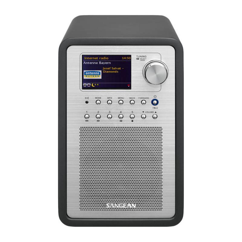 Sangean DAB+ internetradio