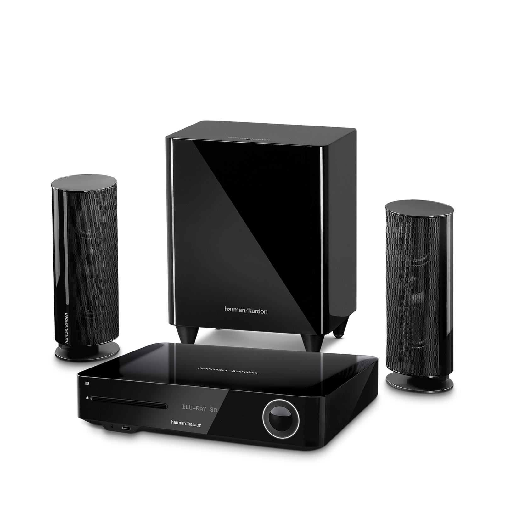 Harman/Kar BDS485SHome Cinema