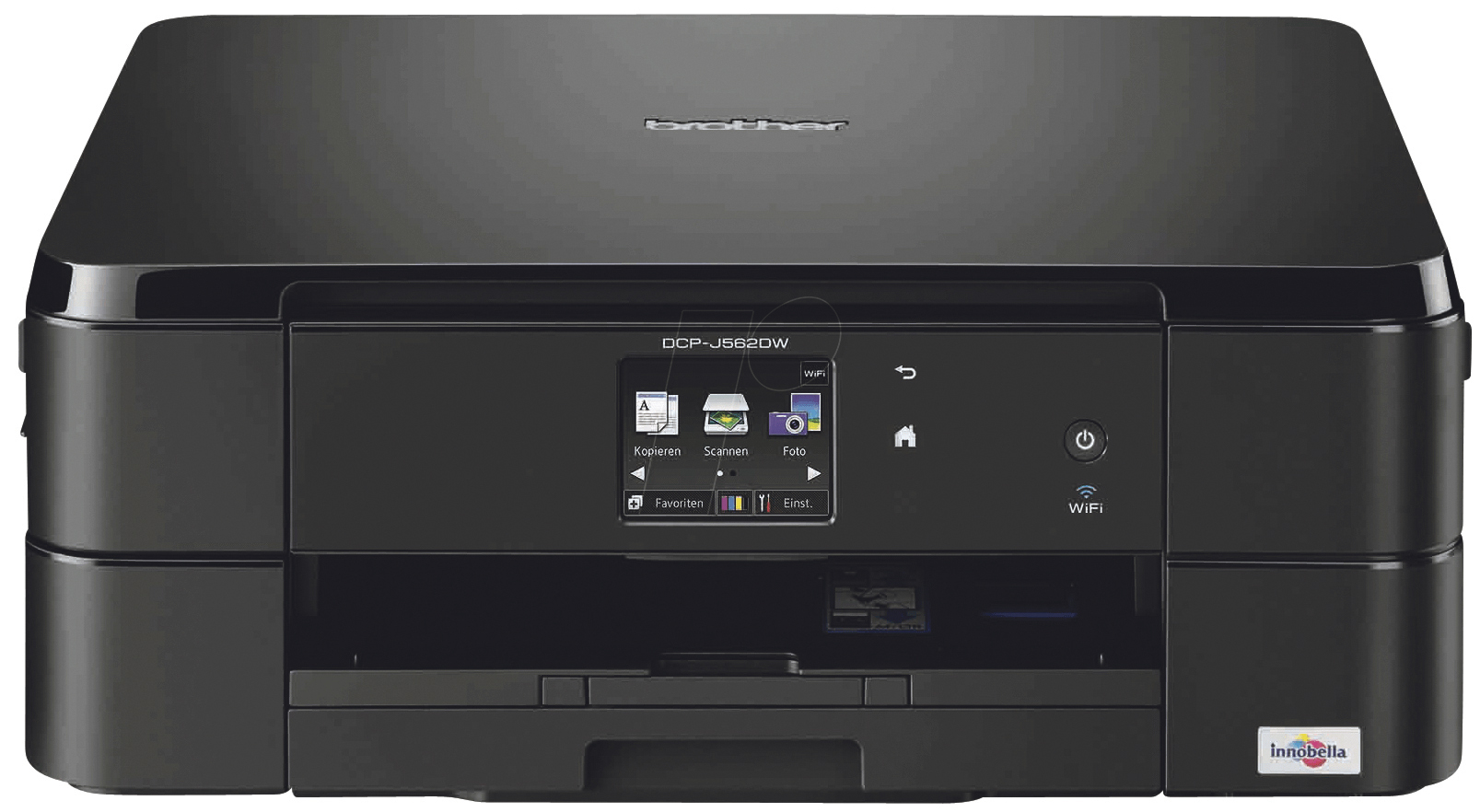 Printer (all in one) Brother DCP-J562DWIT en Telecom 4977766749008