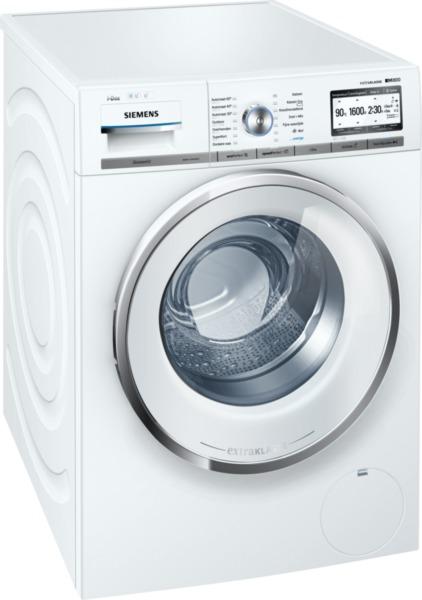 Siemens WMH6Y891NL wasmachine