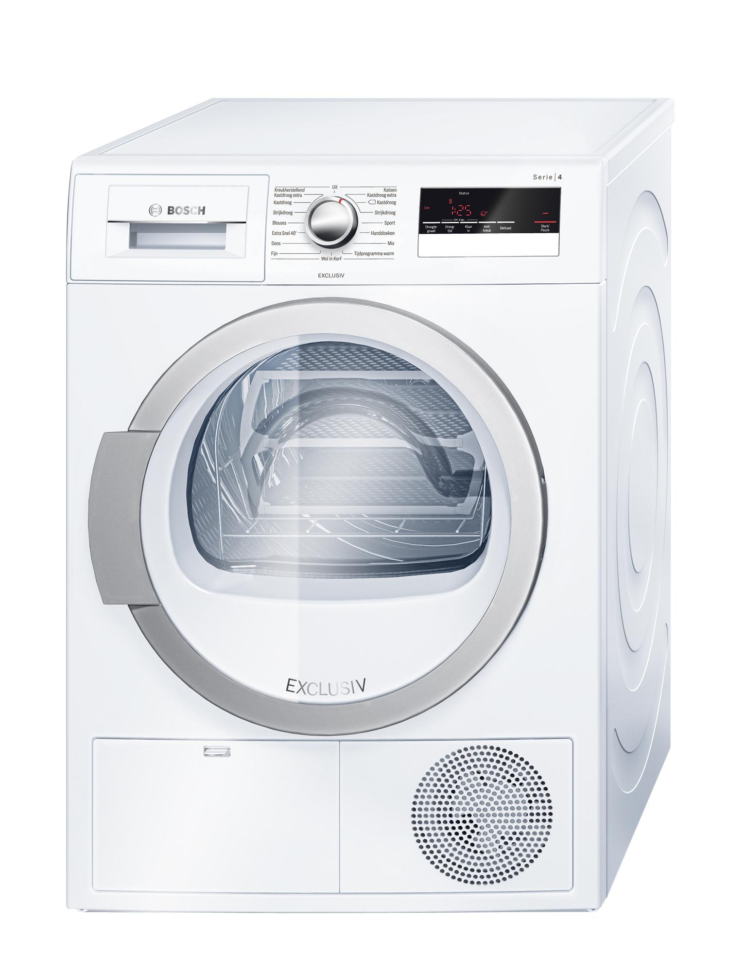Bosch WTH85281NL