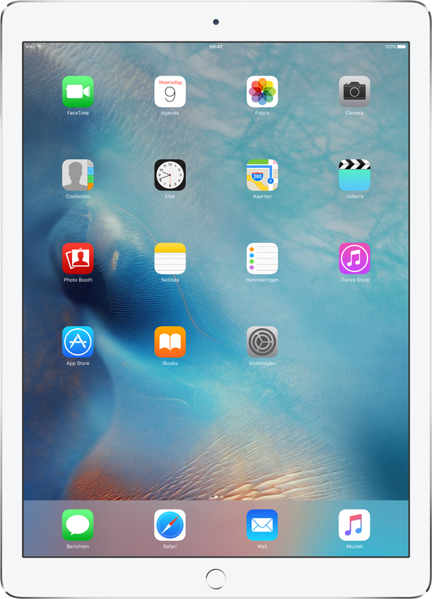 """Apple iPad Pro 12.9""""Wi-Fi (128GB) zilver"" thumbnail"