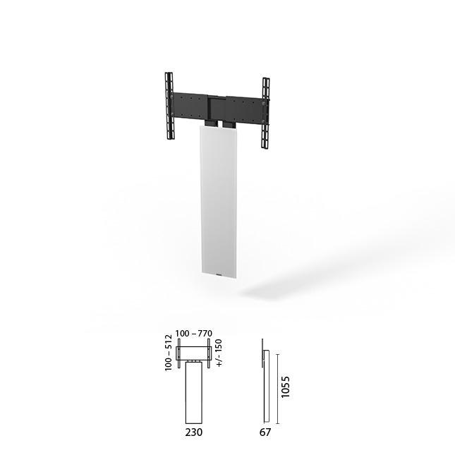TV meubel Spectral PX800 4042776066589