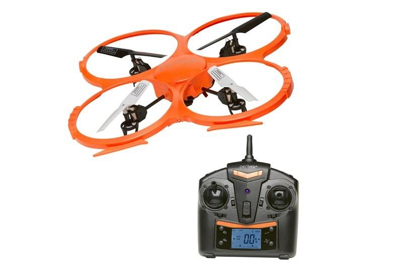 Image of 2,4GHz drone met ingebouwde 2mpixel HD-camera.