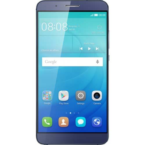 Huawei Ascend Shot X Dual Sim smartphone - blauw