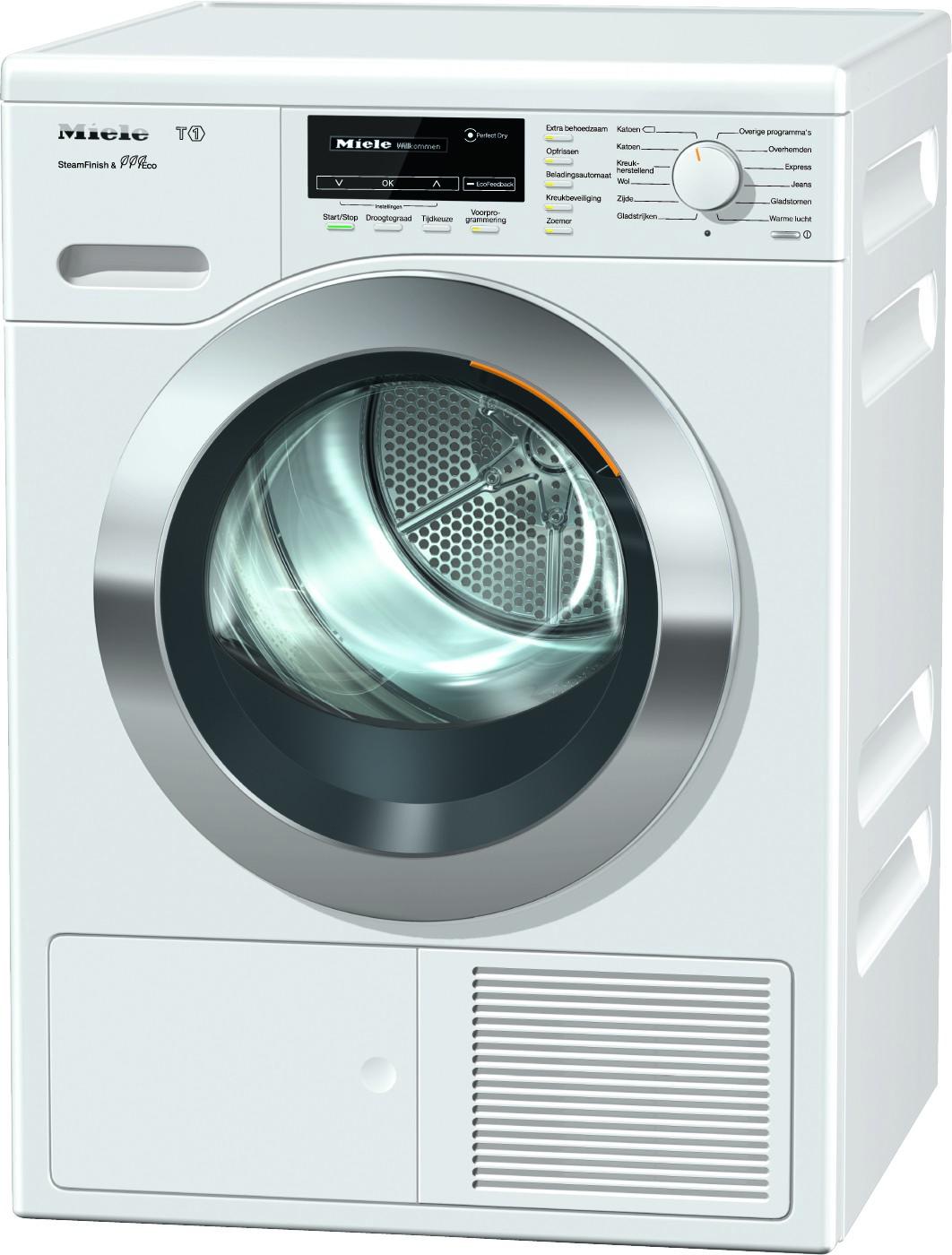 Miele TKG 840 WP Warmtepompdroger