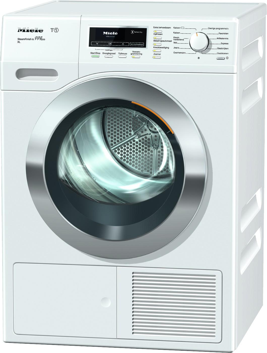 Miele TKR 850 WP FragrangeDos/SteamfinishDroger