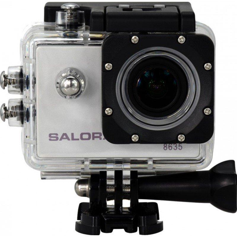 Image of Salora Actiecamera PSC8635UWD WiFi, Ultra HD