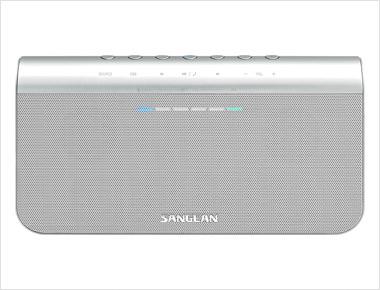 Sangean BTS-102 - Bluetooth speaker - Zwart