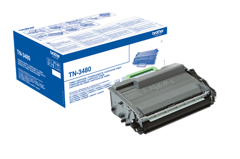 Image of Brother TN-3480 Toner