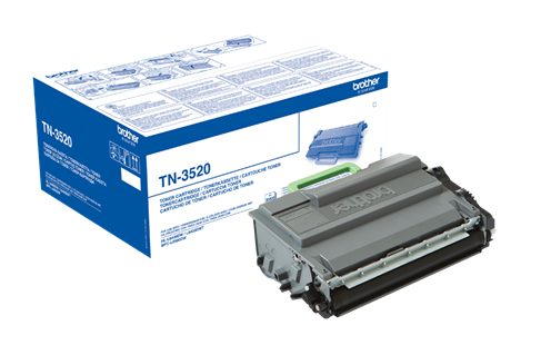 Image of Brother TN-3520 Toner
