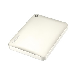 Image of Toshiba CANVIO CONNECT II 1 TB goud