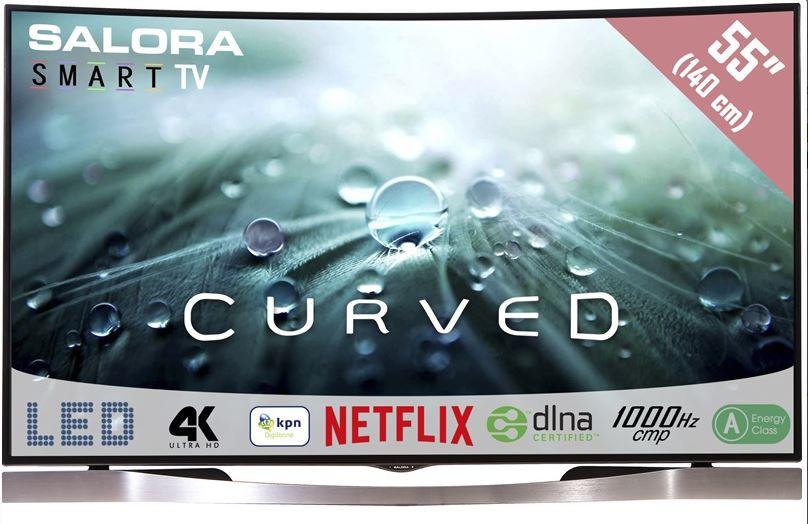 Salora 55UHC9202MS LED TV