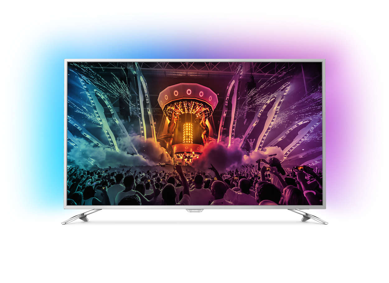 Philips 49PUS6561/12 Ambilight Smart TV thumbnail