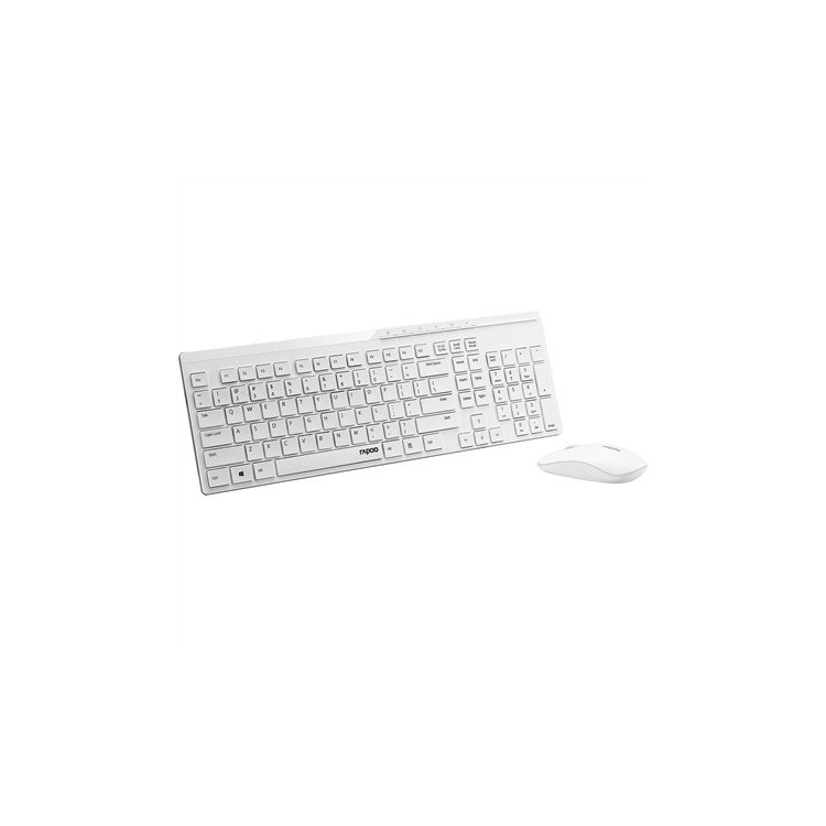 Image of 2.4G Keyboard + Mouse Opt Wh US