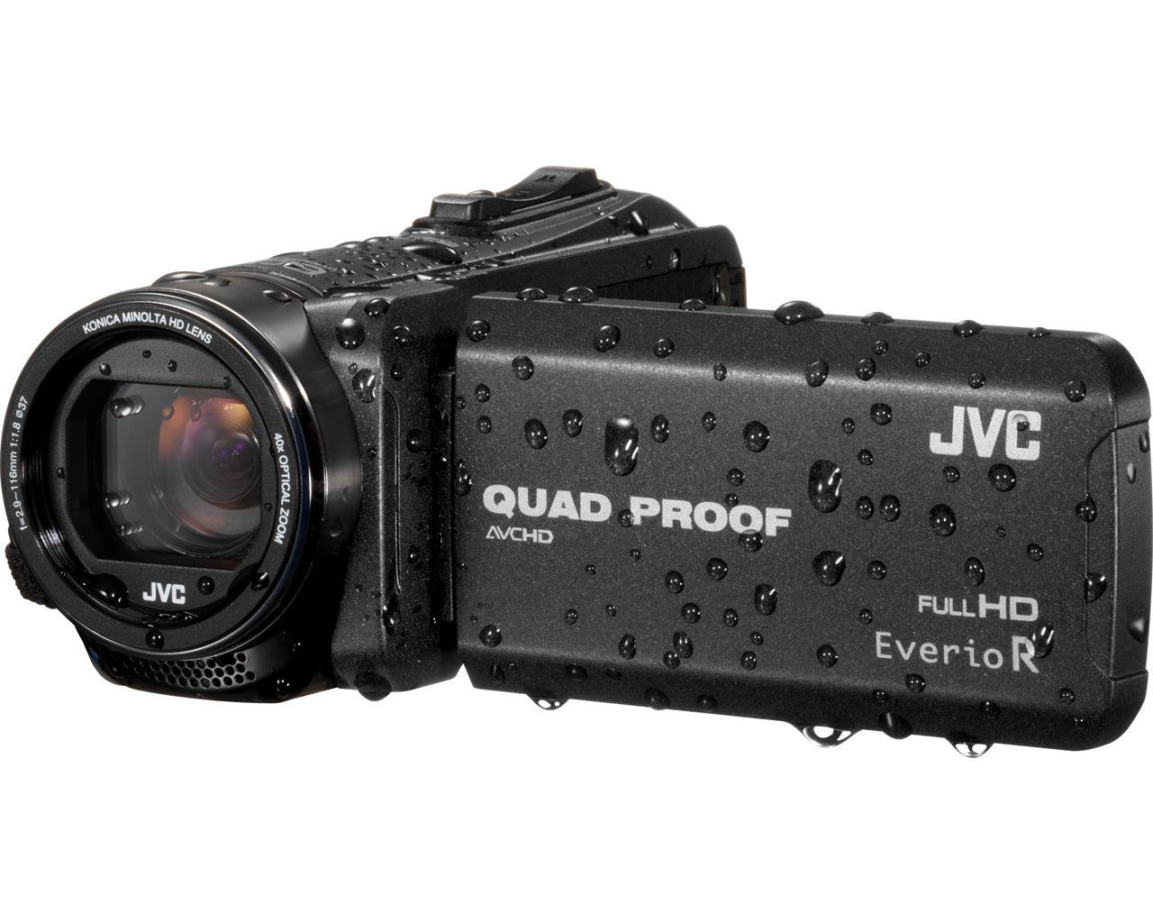 Image of JVC Everio GZ-R415 zwart