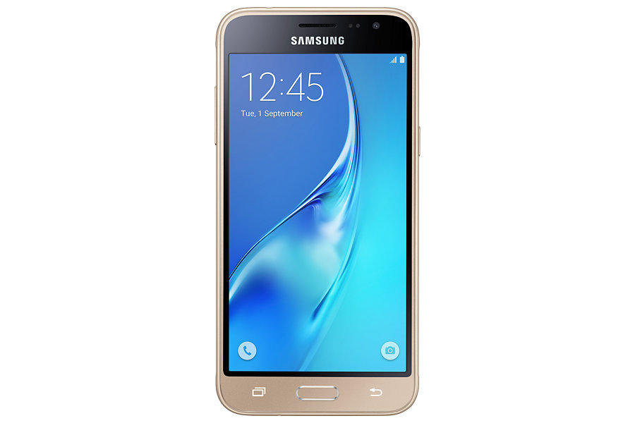 SAMSUNG GALAXY J3 2016 smartphone - goud