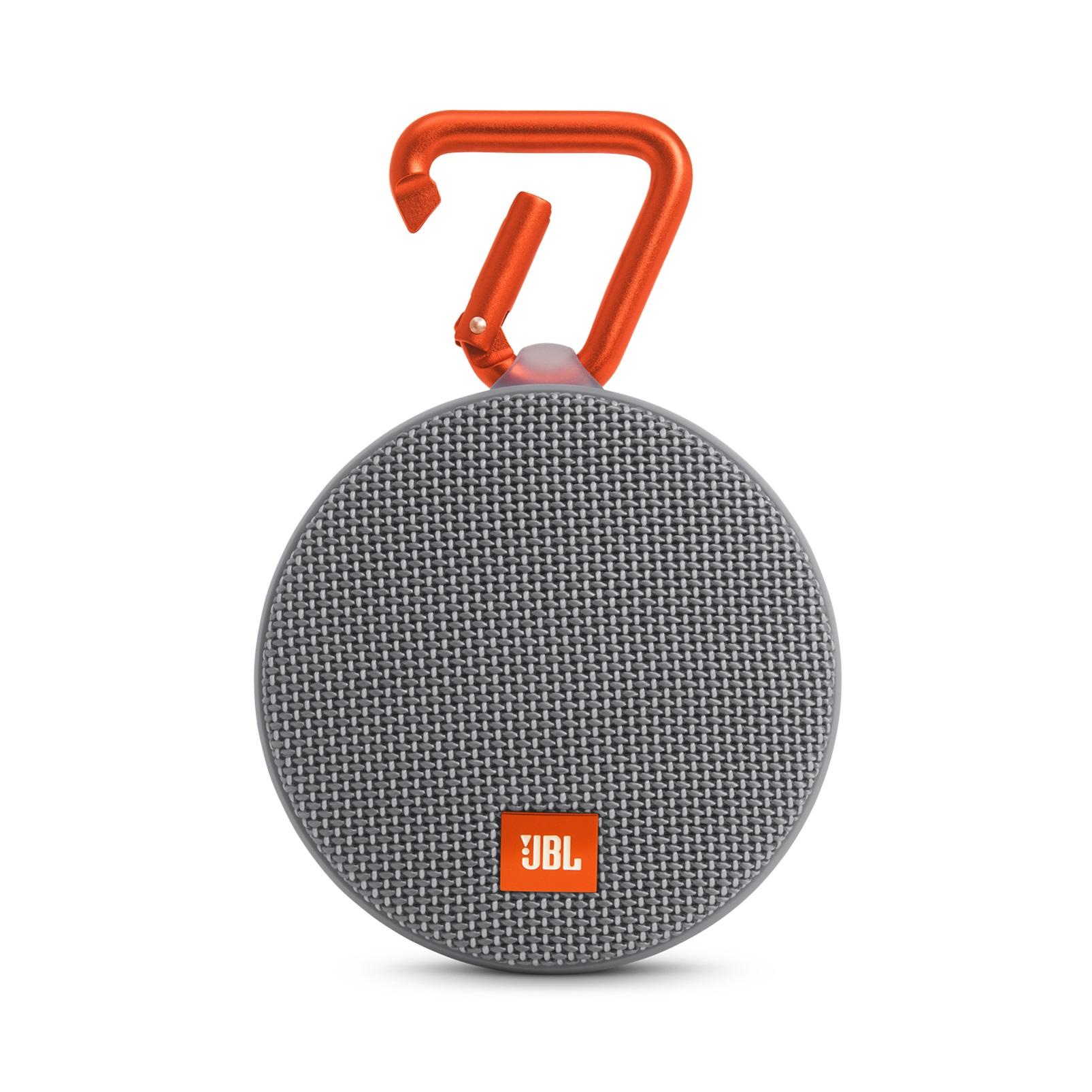 JBL Clip 2 grijs Bluetooth speaker thumbnail