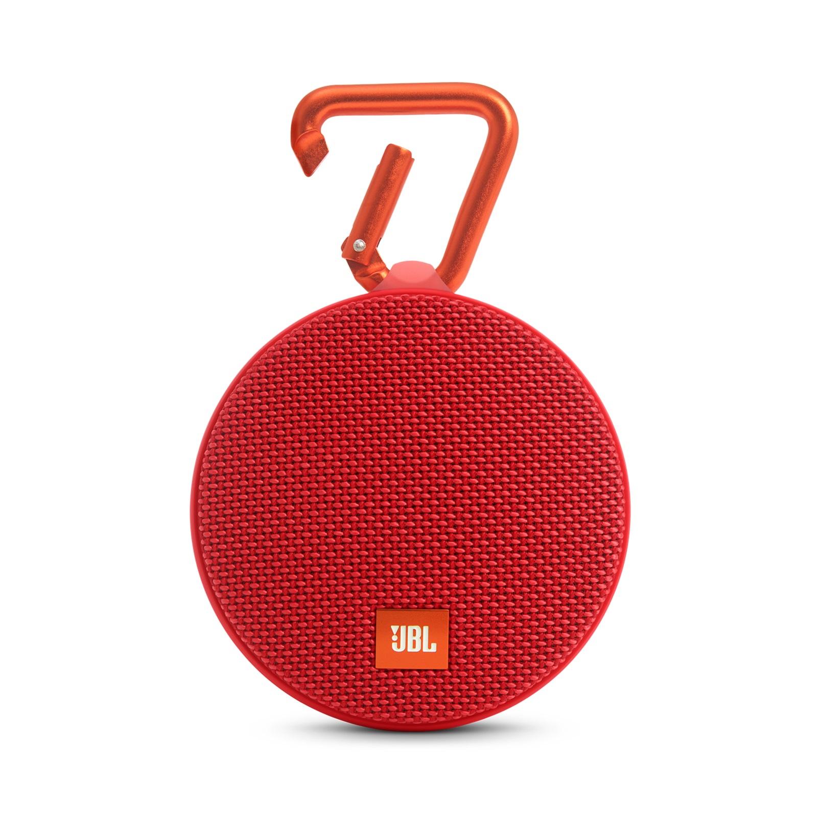JBL Clip 2 rood Bluetooth speaker thumbnail