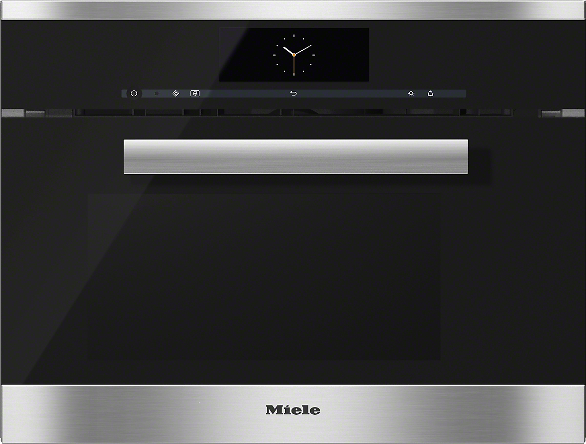 Miele DGM 6800 - roestvrijstaal