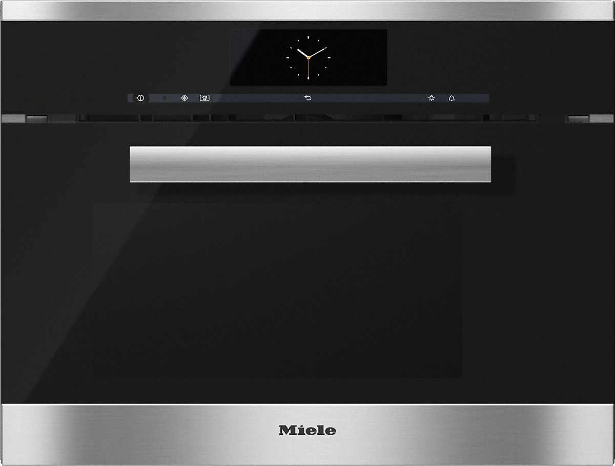Image of Miele DGM 6805 roestvrij staal