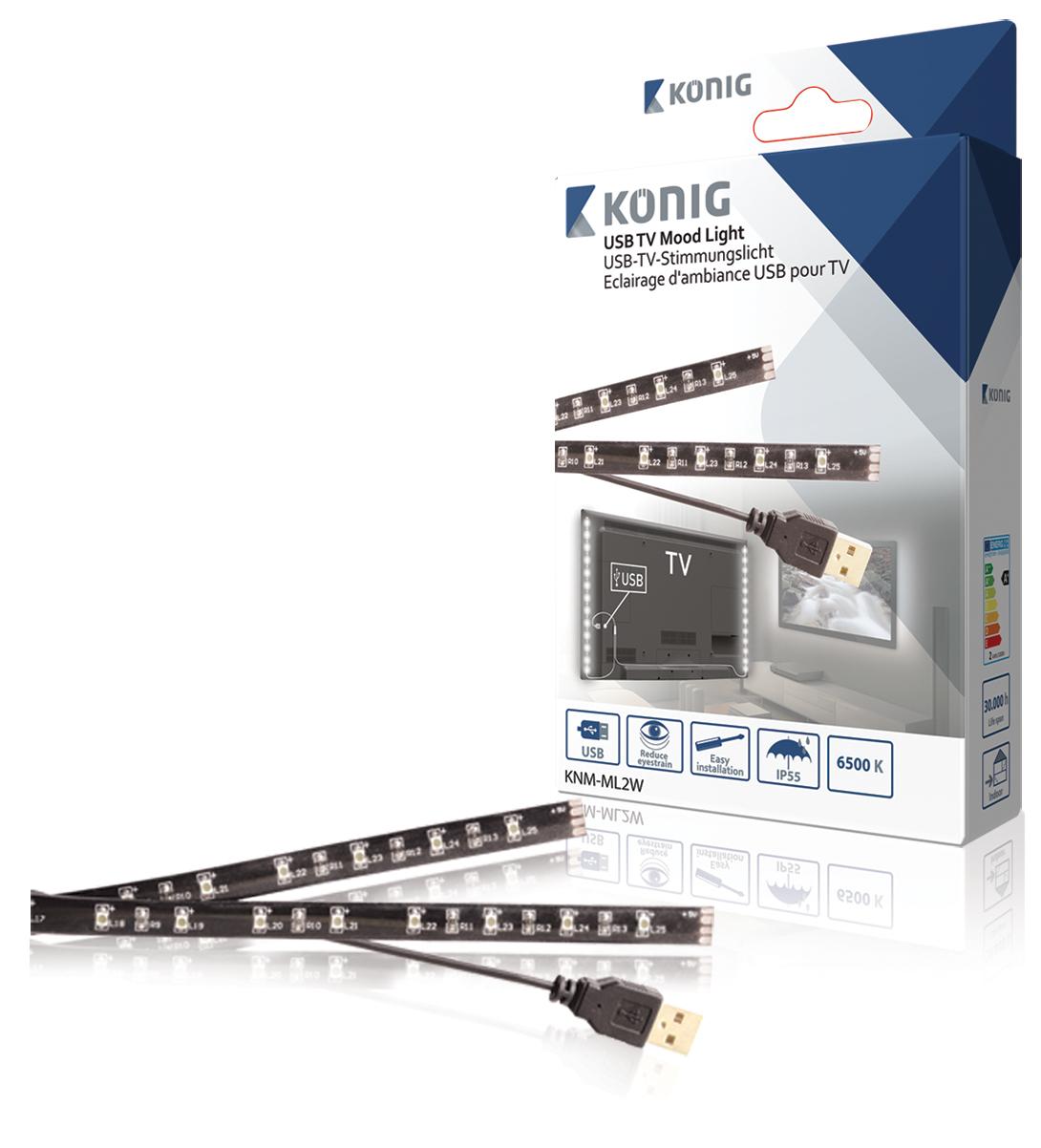 Konig KNM-ML2WTV accessoires