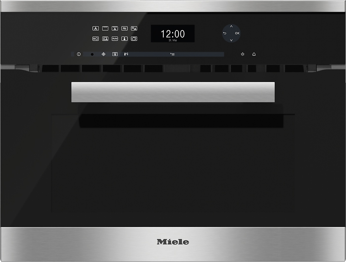 Image of Miele H6401BM roestvrij staal