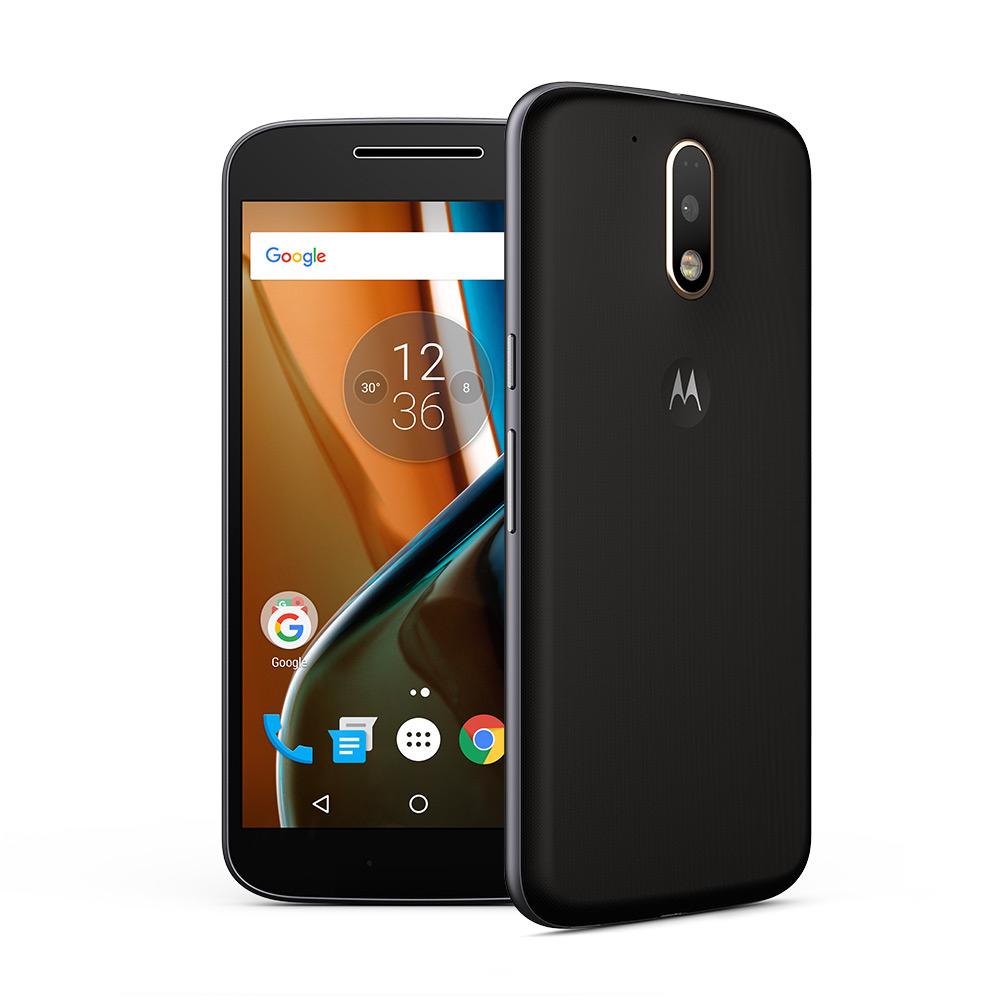 Simlockvrij Motorola Moto G4 zwartIT en Telecom 6947681530546
