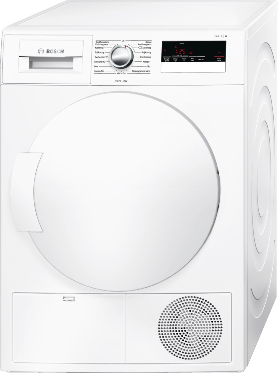 Image of Bosch WTN85383NL