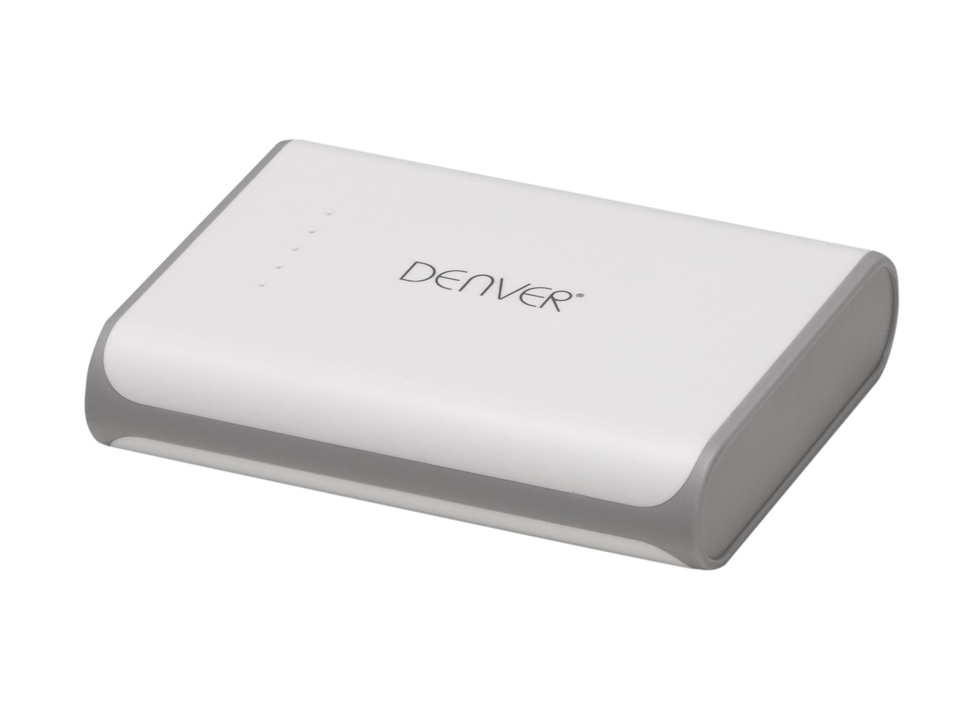 Image of Denver PBA-6001 Powerbank wit