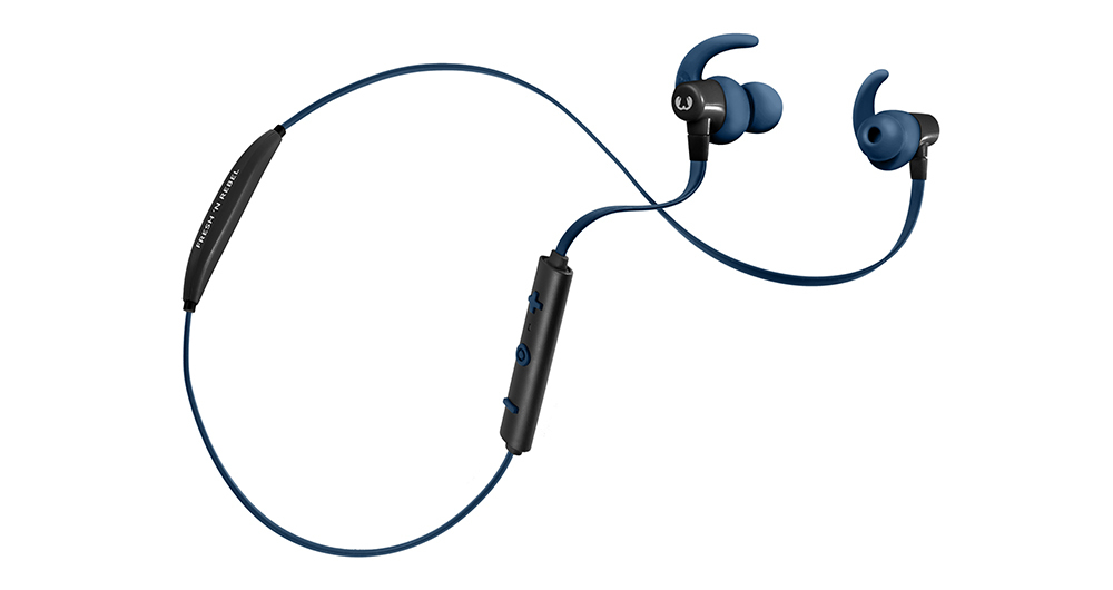 Image of FNR Lace WL Sport Earbuds In-ear Indigo