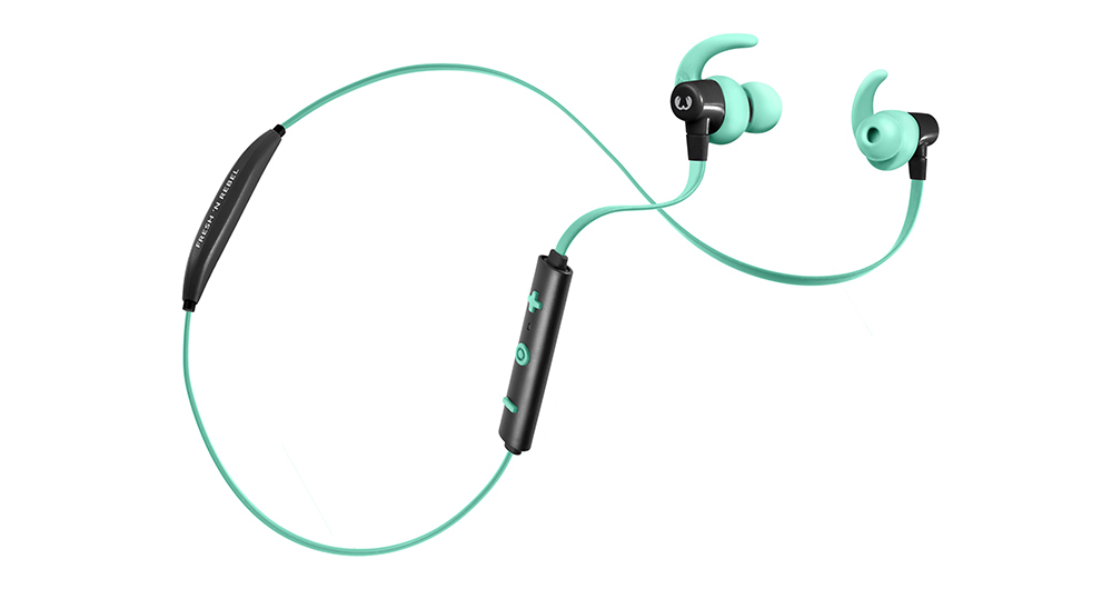 Image of FNR Lace WL Sport Earbuds In-ear Ppmint