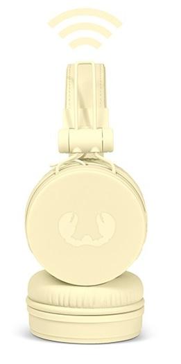 FNR BT Caps Headphone Buttercup on-ear
