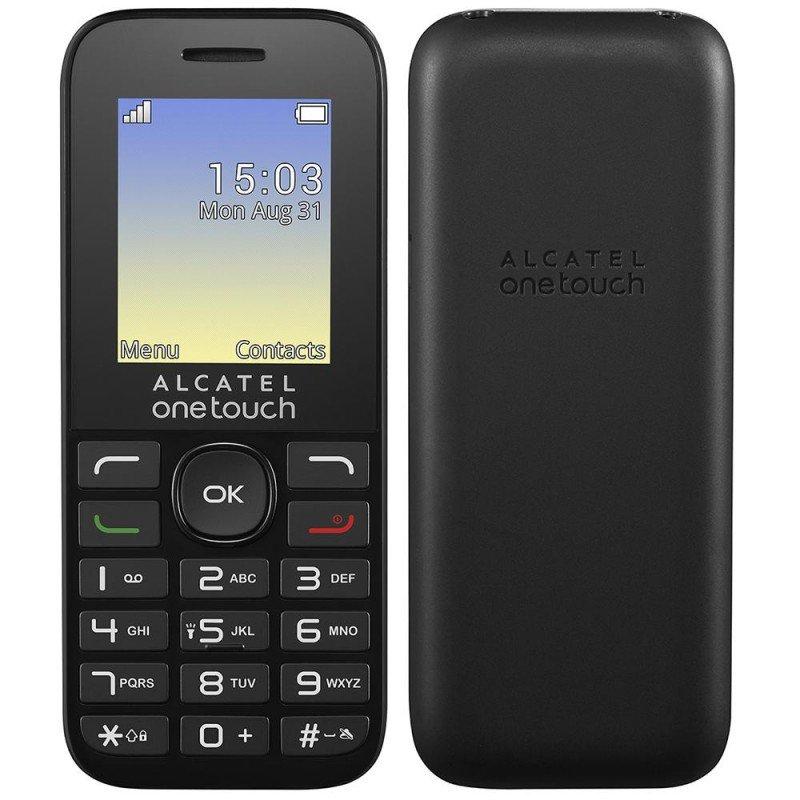 Image of Alcatel 10.16 Dual SIM vulkaan zwart