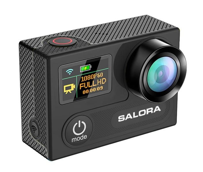 Image of Salora Actiecamera PSC9360UWD WiFi, Ultra HD